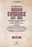 Textbook on Indian Evidence Act 1872