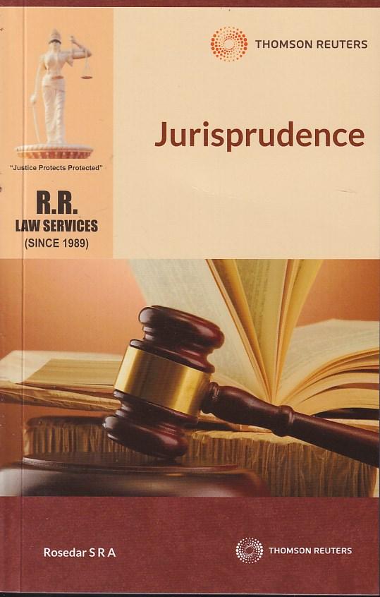 Jurisprudence R R Law Services Q & A Of Rosedar Series