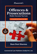 Offences & Prosecutions Under Income Tax Law
