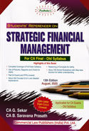 Students Referencer on Strategic Financial Management for CA Final Old Syllabus