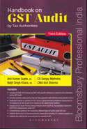 Handbook on GST Audit by Tax Authorities