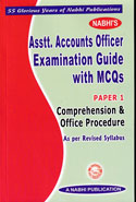 Asstt Accounts Officer Examination Guide with MCQs