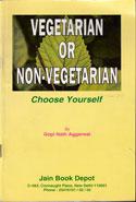 Vegetarian or Non Vegetarian Choose Youeself