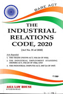The Industrial Relations Code 2020