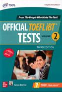 Official Toefl IBT Tests  Vol. 2