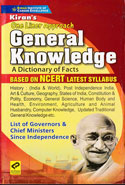 One Liner Approach General Knowledge A Dictionary of Facts Based on NCERT